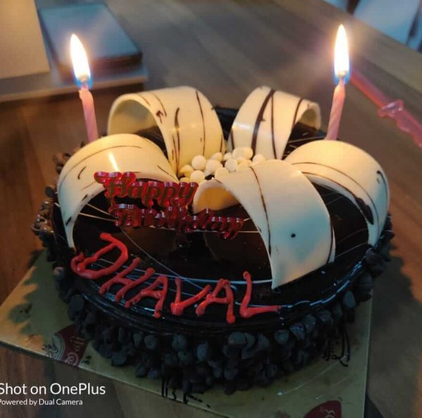 Dearest Dhaval, Have A Happy Birthday!